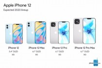 外媒:iPhone 12最早将于7月开始量产,将于10月份发布