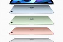 苹果发布全新iPad Air搭载A14仿生芯片、起售价格4799元