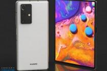 外媒:华为MateX2手机折叠方式改为向内折叠,搭载麒麟9000芯片