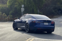 特斯拉Model S Plaid有望于2021年交付,国内预售价117.49万元