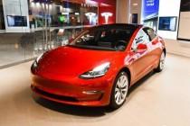 特斯拉德国官网显示Model 3标准续航版下调3000欧元