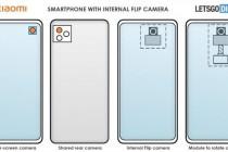 外媒曝光小米屏下摄像头新专利,摄像头可以旋转