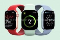外媒:苹果即将推出智能手表AppleWatchSeries7采用iPhone 12直平边缘设计风格