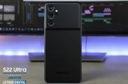 三星Galaxy S22 Ultra最新渲染图曝光,搭载骁龙898处理器12月中旬首发