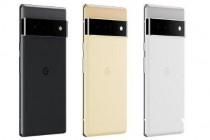谷歌Pixel 6系列手机9月13日发布,预装Android 12