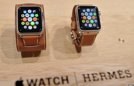 Apple Watch 2外观不变