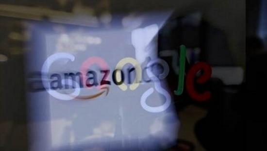 谷歌亚马逊股价